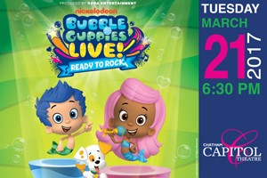 Bubble Guppies Live at Capitol Theatre @ Chatham Capitol Theatre | Chatham-Kent | Ontario | Canada