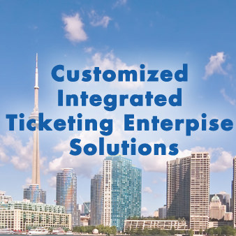 Customized Integrated Ticketing Enterprise Solution
